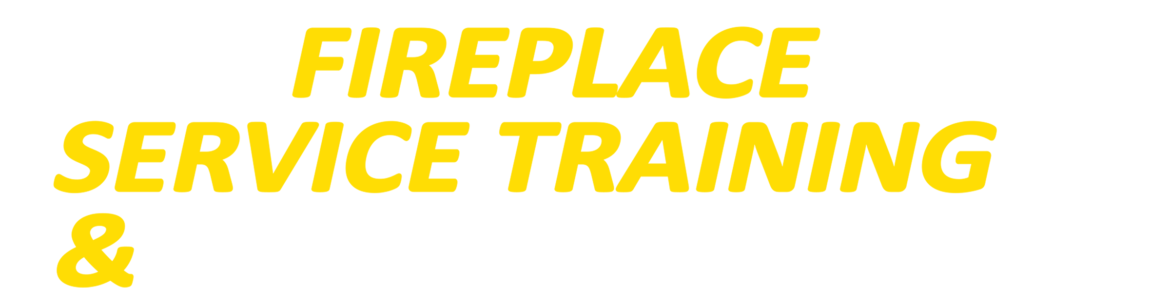 Gas Fireplace Service Training and NFI Certification